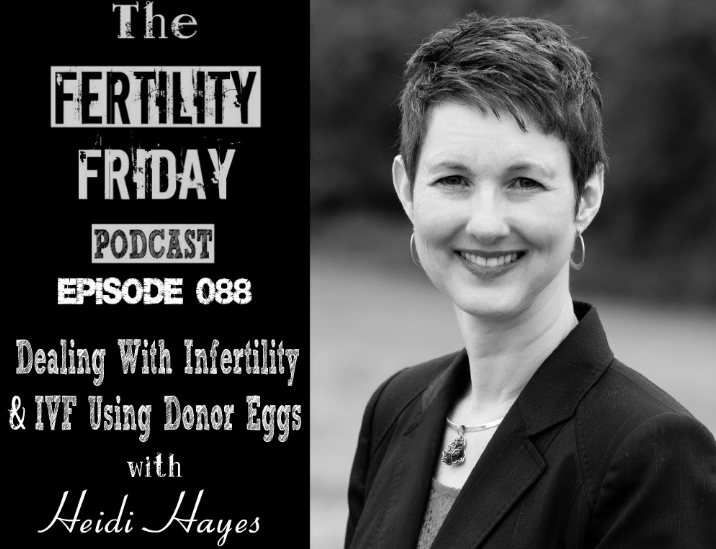 Fertility Friday podcast - Hope after Miscarriage